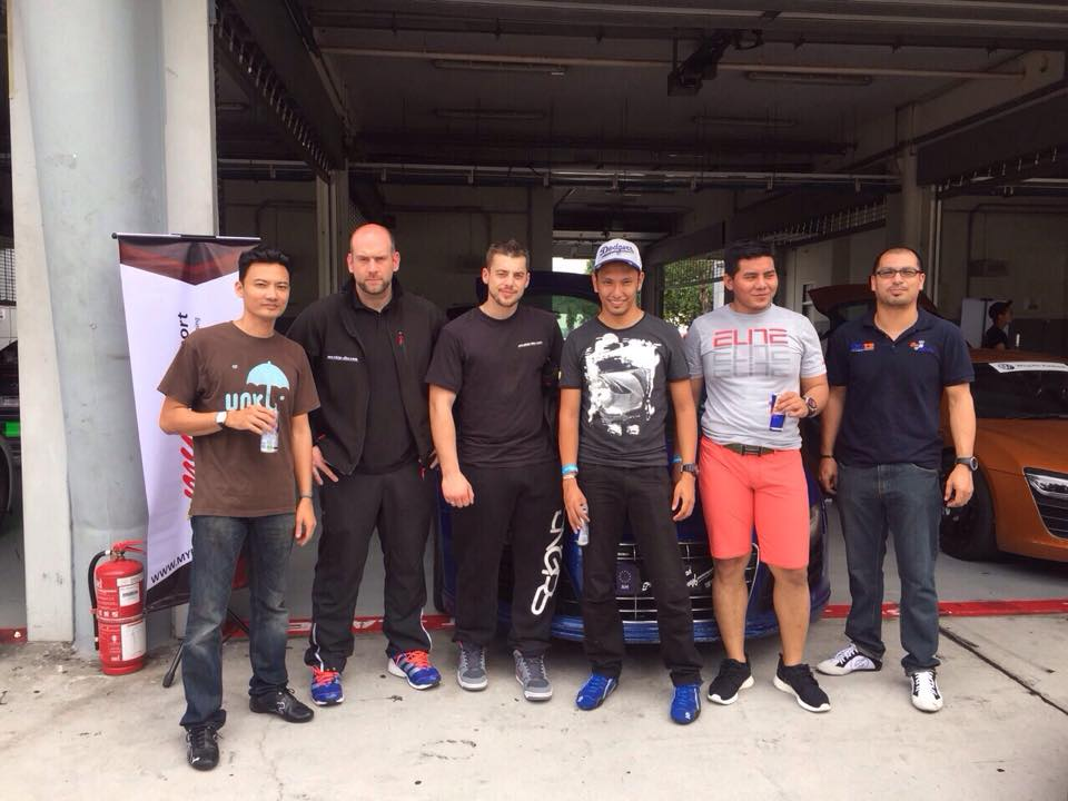 Mcchip-DKR Software Performance Track Day